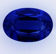 Slight Very Good Cut Oval Loose Sapphires