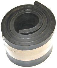 Gummistreifen mit Gewebe 1500x100x8mm Hartgummi Vollgummi Gummimatte Sch/ürfleiste Gummiplatte Gummiauflage