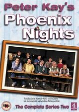 PETER KAY PHOENIX NIGHTS 2003 COMPLETE SERIES 2 BRAND NEW AND SEALED UK R2 DVD