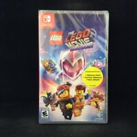 Lego Movie 2 Videogame (Nintendo Switch) BRAND NEW / Region Free