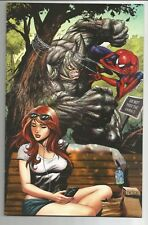 AMAZING SPIDER-MAN #3 Tyler Kirkham Unknown Comics Virgin Cover B Marvel 10/2018