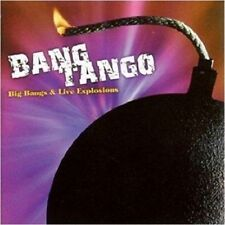 BANG TANGO-Big BANGS & Live explosions (2-cd) DCD