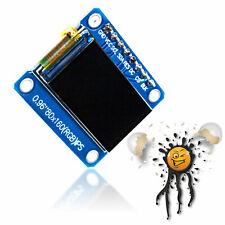 "0.96"" Vollfarben Full Color LCD Display 80x160 SPI ST7735S 3,3V Arduino ESP8266"