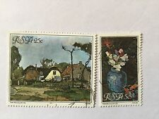 1980 South Africa Nice Stamps Set . SC 532-533