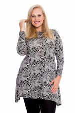 Paisley Long Sleeve Tops & Blouses for Women