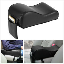 Leather Car Armrest Pad Covers Center Console Arm Rest Seat Box Pads Protective