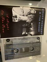 Bruce Hornsby and The Range - A Night On The Town Cassette Tape