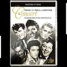 Rock and Roll Legends in Concert 2 DVD Set