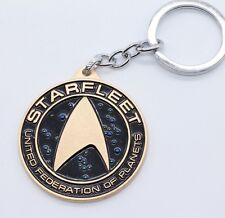 Keychain / Porte-clés - Star Fleet Star Trek