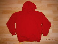 Hakro Kapuzen Sweat-Shirt  Größe S Farbe Rot Neu !