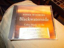 SUSAN WINSBERG CD BLACKWATERSIDE CELTIC MUSIC ON THE SILVER FLUTE BRAND NEW