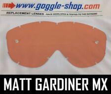 Gafas rojos adultos para conductores