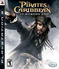 PIRATES OF THE CARIBBEAN At WORLDS END PS3