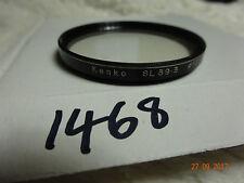 SL 39.3 52 mm Digital Kenko Uv Filtro-LIMPIADA Y REVISADO libre UK FRANQUEO