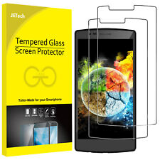 JETech 2-pack Premium Tempered Glass Screen Protector for LG G4