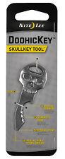 Nite Ize Doohickey Skullkey Tool Silver Key Tools Stainless Steel KMTSK-11-R3