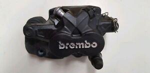 BMW R1200RT rear brake caliper