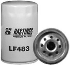 Hastings Lf483 Oil Filter(Fits: Ford Manual)