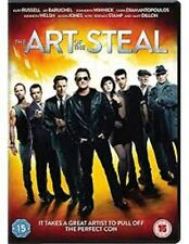 The Art of the Steal DVD NEW AND SEALED