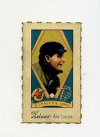 RARE HELMAR Baseball Card: #421 GERMANY SCHAEFER Detroit Tigers SCARCE