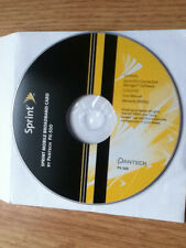 Sprint Mobile Broadband Card by Pantech PX-500 disc CD manager software 2006