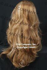 LONG BLONDE mix Wig Luscious LAYERED Wavy WAAH 27-613