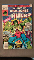 What If? #12 (1978) FN/VF Marvel Comics Flat rate shipping Incredible Hulk