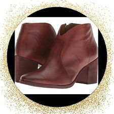 FRYE Women's Nora Zip Short Ankle Boot, Clay size 7M Never worn