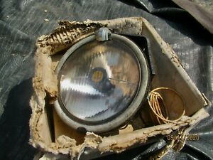 """1930's Lincoln Cadillac BUICK  Packard 8"""" Trippe Speedlight Safety Fog Light"""