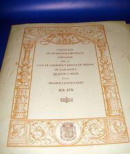 Colección de grabados españoles 40 laminas-buen estado