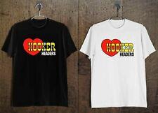 HOT NEW Hooker Headers Racing Logo Men's Clothing Black T Shirt Size S-3XL