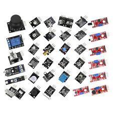 37 Sensor Ultimate 37 in 1 Sensor Modules Kit for Arduino MCU Education User