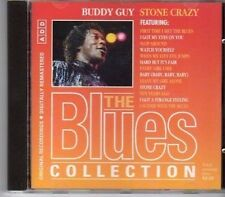 (CA212) Buddy Guy, Stone Crazy - 1993 The Blues Collection CD No 004