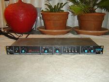 Furman Sound RV-3, Digital Reverb, Plate Room Hall Gated Reverse, Vintage Rack