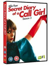 SECRET DIARY OF A CALL GIRL Complete Series Season 3 DVD R4 New