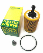 OEM MANN Oil Filter & Sump Plug for VW T5 Transporter 2.5 Diesel TDI 2004 - 2010
