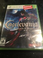 Castlevania: Lords of Shadow (Microsoft Xbox 360 Brand New Factory Sealed