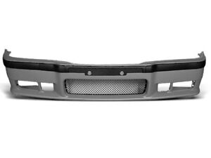 M3 front bumper for BMW e36 3 Series M Sport M-Pack without lip Tuning full