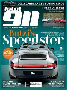 The Porsche Magazine Total 911 Butzi's Speedster Magazine Issue 202 New