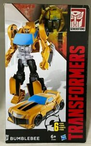 NEW Mint Transformers Generations Toys Heroic Bumblebee Action Figure