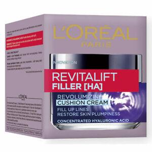 L'Oréal Revitalift Filler [HA] Revolumizing Cushion Cream 50ml