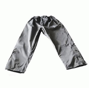 Makita MW149 LXT Pro Waterproof Over Trousers Grey