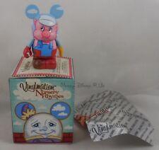 "Disney Store Nursery Rymes The Three Little Pigs Vinylmation Mickey 3"""