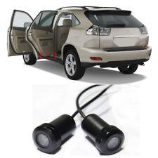 LED Door Step Courtesy Shadow light Projector lamp 3D Logo for Lexus All