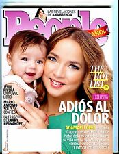 People Espanol Magazine December 2015 Adamari Lopez EX No ML 051517nonjhe
