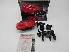 "Nintendo "" Virtual Boy Console with BOX "" Perfect Condetion Used From Japan"