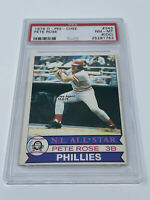 1979 O-Pee-Chee #343 Pete Rose PSA 8 (OC) NM-Mint Phillies