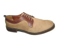 Mr. B's for Aldo Suede Leather Blucher Derby Oxfords Shoes Mens Sz 10.5