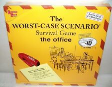 University Games ©2009 Worst Case Scenario Survival Game: The Office NEW!