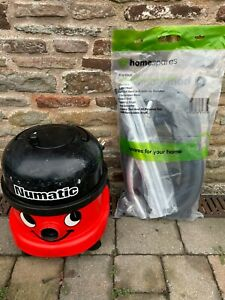 Henry Red Numatic Single Speed Vacuum Cleaner new accessories HVR200-11